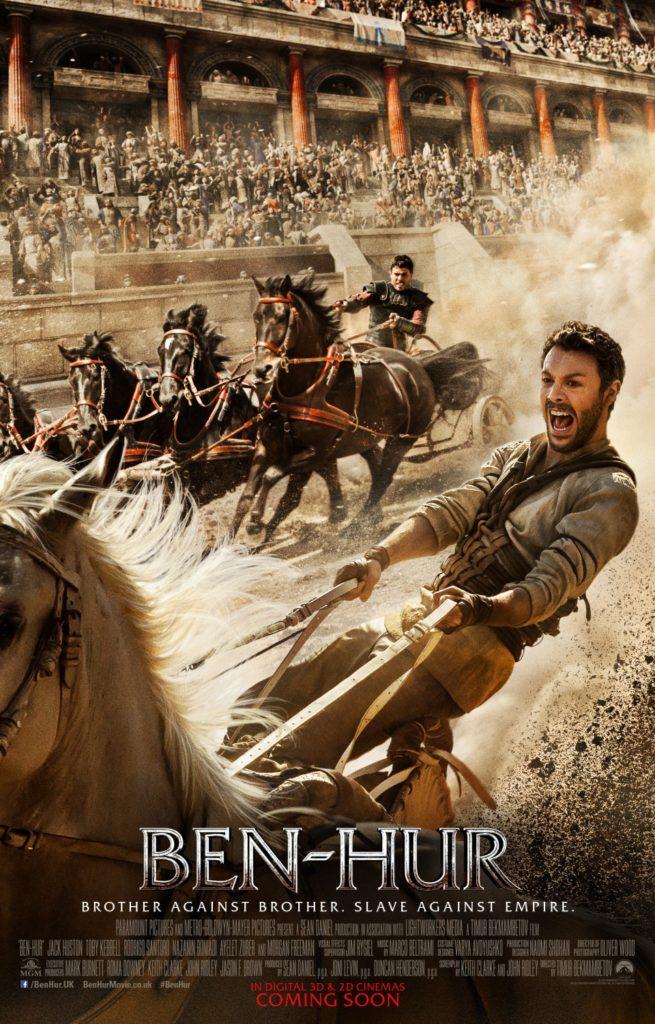 Ben-Hur 2016 version Movie Poster