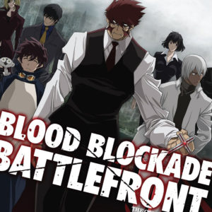 Blood Blockade Battlefront Blu-Ray Cover Featured Image