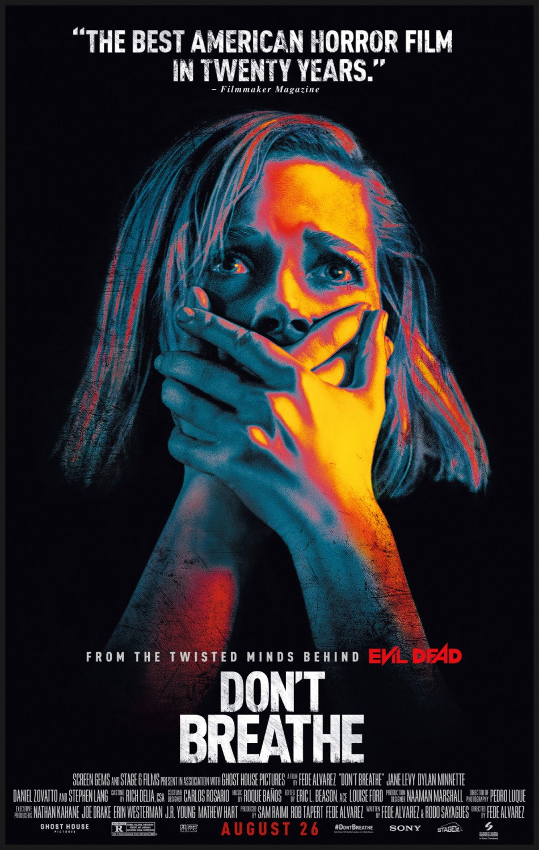 DonT Breathe Movie 4k