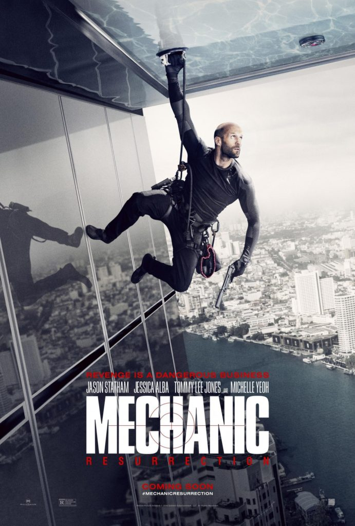 Mechanic: Resurrection Movie Poster