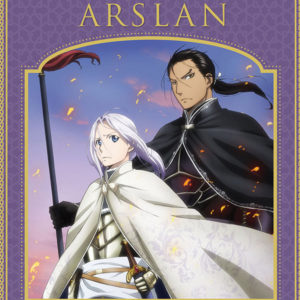 The Heroic Legend of Arslan Part 1 Featured Image