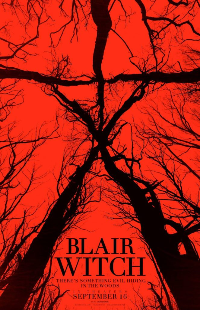 Blair Witch (2016) Movie Poster