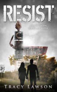Resist book cover