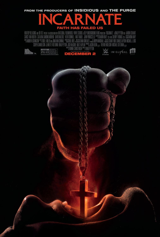Incarnate Movie Poster