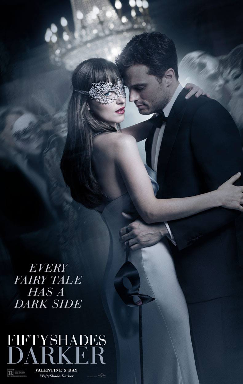 50 Shades Darker Movie Poster