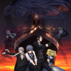 Black Butler Book of Atlantic Featured Image