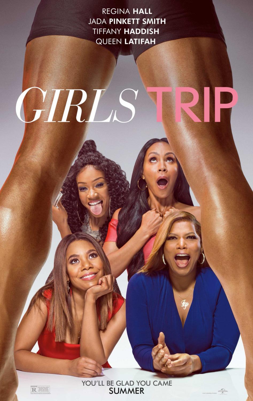 Girls Trip Movie Poster