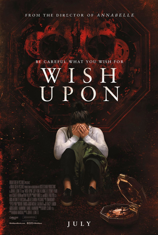 Wish Upon Movie Poster