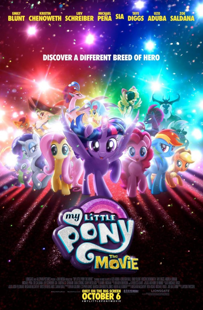 My Little Pony: The Movie - Movie Poster