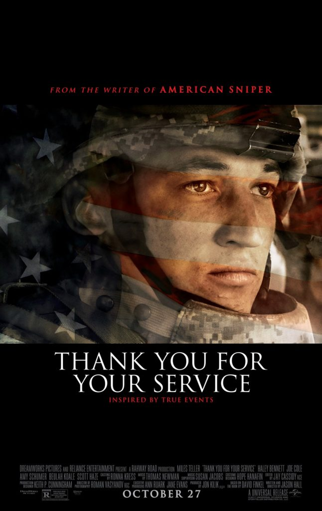 Thank You for Your Service Movie Poster