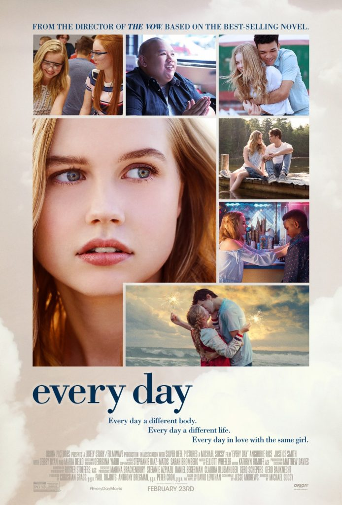 Every Day Movie Poster
