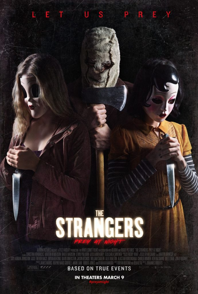 Strangers: Pray at Night Movie Poster