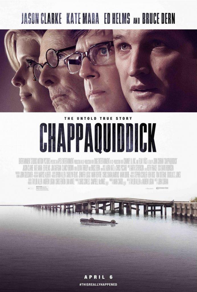 Chappaquiddick Movie Poster