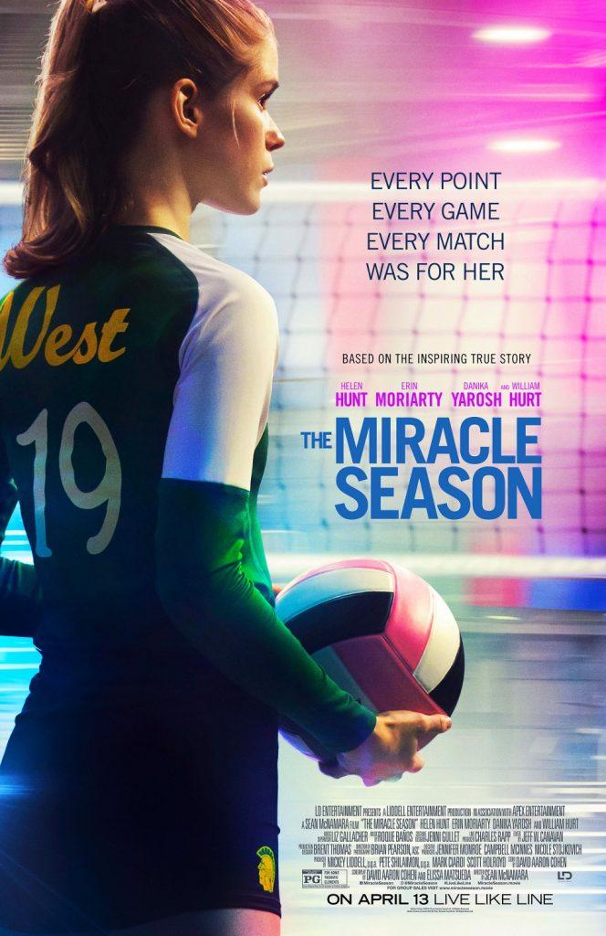 Miracle Season Movie Poster
