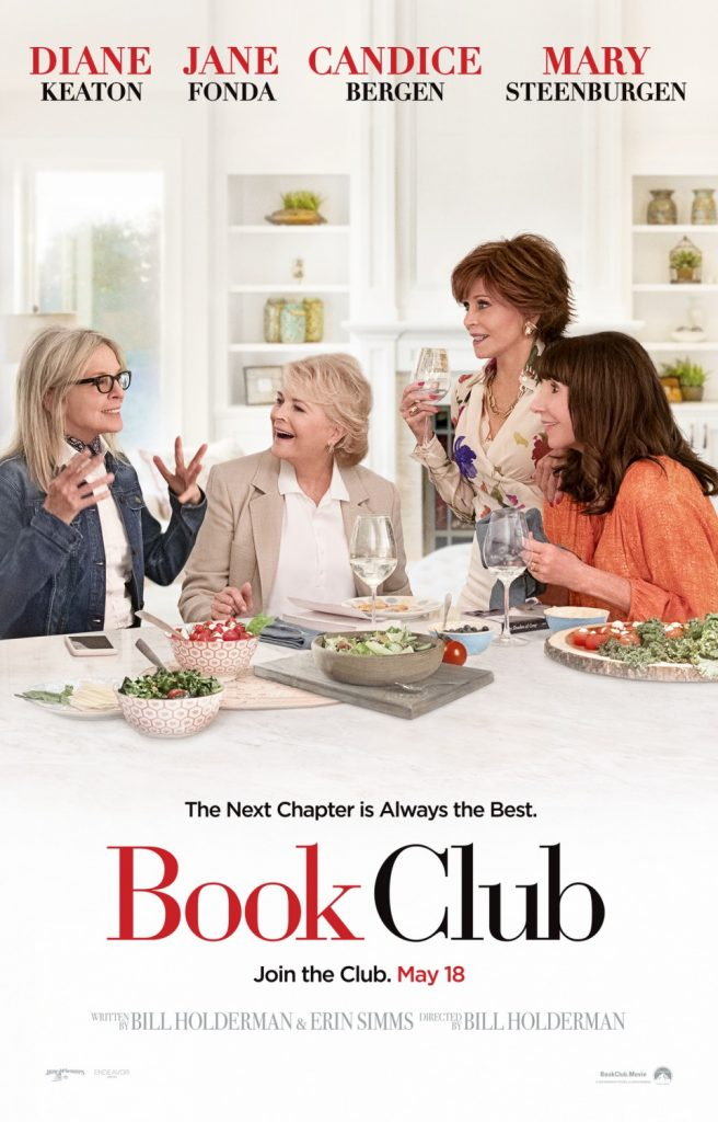 Book Club Movie Poster