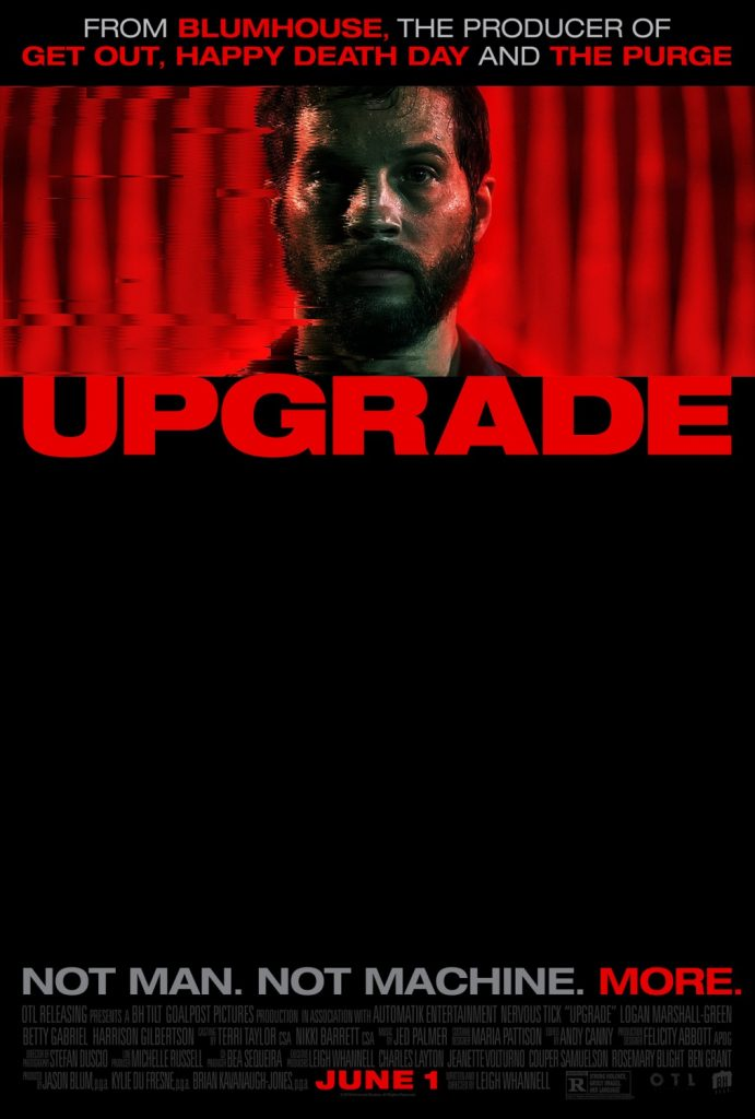 Upgrade Movie Poster